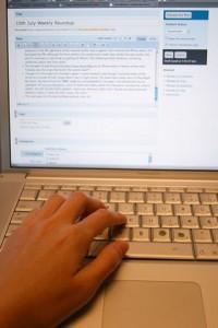 Блог, блоггинг, блоггер.