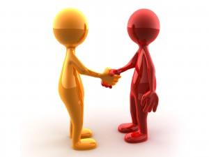 Хорошие отношения с клиентом